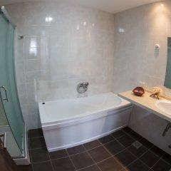Отель Putnik Сербия, Нови Сад - отзывы, цены и фото номеров - забронировать отель Putnik онлайн ванная фото 2