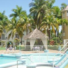 Апартаменты Palm View Apartment At Sandcastles бассейн фото 2