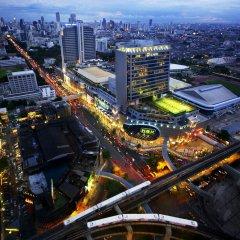 Отель Pathumwan Princess Бангкок вид на фасад