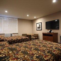 Отель Dunes Inn - Wilshire удобства в номере