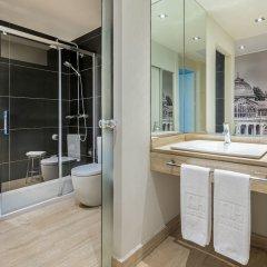 Отель NH Nacional Испания, Мадрид - 2 отзыва об отеле, цены и фото номеров - забронировать отель NH Nacional онлайн ванная фото 2