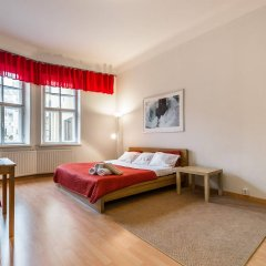 Отель Citykoti Downtown Apartments Финляндия, Хельсинки - отзывы, цены и фото номеров - забронировать отель Citykoti Downtown Apartments онлайн комната для гостей фото 5