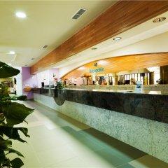 Отель Monarque Fuengirola Park Испания, Фуэнхирола - 2 отзыва об отеле, цены и фото номеров - забронировать отель Monarque Fuengirola Park онлайн интерьер отеля