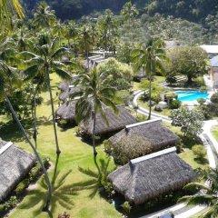 Отель Hibiscus Французская Полинезия, Муреа - отзывы, цены и фото номеров - забронировать отель Hibiscus онлайн фото 13
