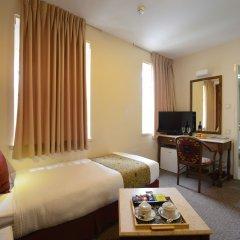 YMCA Three Arches Hotel Израиль, Иерусалим - 2 отзыва об отеле, цены и фото номеров - забронировать отель YMCA Three Arches Hotel онлайн комната для гостей фото 2