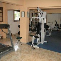 Отель Star Paradise Ситония фитнесс-зал