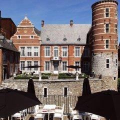 Отель Les Comtes De Mean Бельгия, Льеж - отзывы, цены и фото номеров - забронировать отель Les Comtes De Mean онлайн пляж