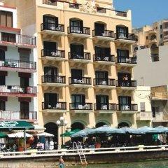 Отель Saint Patrick's Hotel Мальта, Мунксар - отзывы, цены и фото номеров - забронировать отель Saint Patrick's Hotel онлайн приотельная территория фото 2