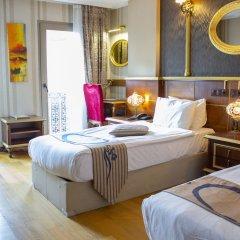 Sky Kamer Hotel - Boutique Class Турция, Стамбул - 11 отзывов об отеле, цены и фото номеров - забронировать отель Sky Kamer Hotel - Boutique Class онлайн комната для гостей фото 2