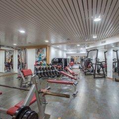 Antillia Hotel фитнесс-зал