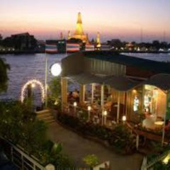 Отель Aurum The River Place Бангкок балкон