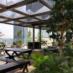 Отель Suites Capri Reforma Angel Мехико бассейн