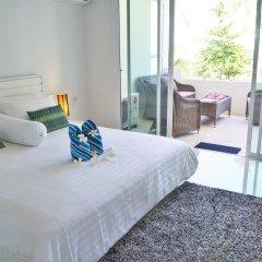 Отель Coconut Bay Club Suite 201 Ланта комната для гостей фото 3