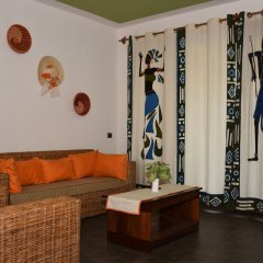 Hotel Club Du Lac Tanganyika спортивное сооружение