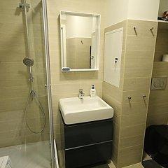 Гостиница Four Squares Apartments on Tverskaya в Москве отзывы, цены и фото номеров - забронировать гостиницу Four Squares Apartments on Tverskaya онлайн Москва ванная