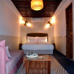 Отель Riad Dar Dar Марокко, Рабат - отзывы, цены и фото номеров - забронировать отель Riad Dar Dar онлайн комната для гостей фото 3