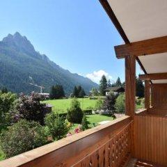 Отель Villa Gemmy Долина Валь-ди-Фасса балкон