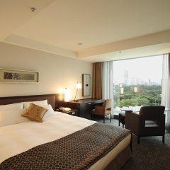 Отель New Otani Tokyo Токио комната для гостей фото 2
