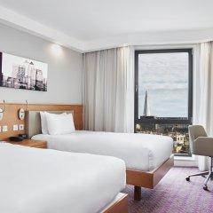 Отель Hampton by Hilton London Waterloo комната для гостей