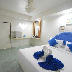 Отель Simple Life Cliff View Resort сауна