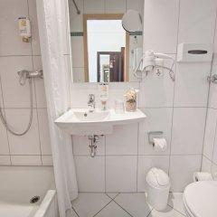 Novum Hotel Graf Moltke Гамбург ванная фото 2