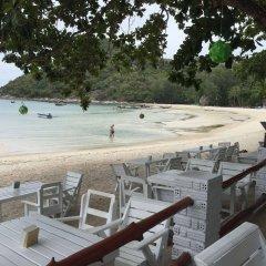 Отель Sairee Hut Resort пляж