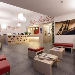 Best Western Hotel Porto Antico гостиничный бар