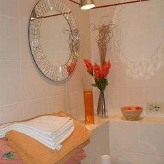 Отель Floralia Италия, Флоренция - отзывы, цены и фото номеров - забронировать отель Floralia онлайн ванная
