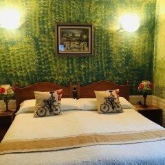 Отель Posada La Herradura Испания, Лианьо - отзывы, цены и фото номеров - забронировать отель Posada La Herradura онлайн комната для гостей фото 4