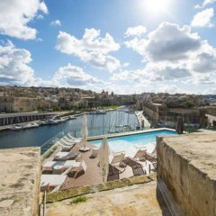 Отель Cugo Gran Macina Grand Harbour Мальта, Гранд-Харбор - отзывы, цены и фото номеров - забронировать отель Cugo Gran Macina Grand Harbour онлайн пляж фото 2