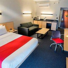 Отель City Express Plus Patio Universidad Мехико комната для гостей фото 4