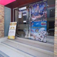 Отель Zen Rooms Surasak 2 Бангкок гостиничный бар