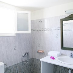 Отель Meli Meli Греция, Остров Санторини - отзывы, цены и фото номеров - забронировать отель Meli Meli онлайн ванная