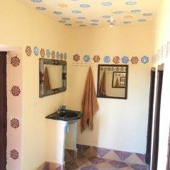 Отель Bivouac Le Ciel Bleu Марокко, Мерзуга - отзывы, цены и фото номеров - забронировать отель Bivouac Le Ciel Bleu онлайн интерьер отеля фото 3