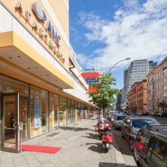 Отель AMC Apartments Berlin Германия, Берлин - 2 отзыва об отеле, цены и фото номеров - забронировать отель AMC Apartments Berlin онлайн фото 2