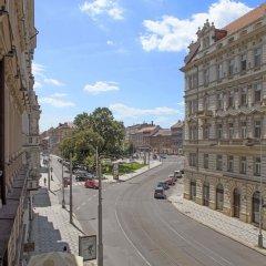 Отель City Partner Hotel Atos Чехия, Прага - - забронировать отель City Partner Hotel Atos, цены и фото номеров балкон
