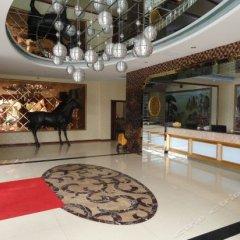 Haotai Hotel интерьер отеля