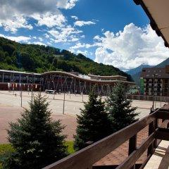Гостиница Gala Plaza в Красной Поляне отзывы, цены и фото номеров - забронировать гостиницу Gala Plaza онлайн Красная Поляна балкон