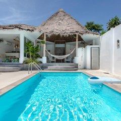 Отель Eden Beach Villas Самуи бассейн