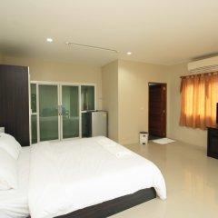 Отель Krabi loft house Таиланд, Краби - отзывы, цены и фото номеров - забронировать отель Krabi loft house онлайн комната для гостей фото 5