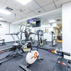 Отель Polis Grand Афины фитнесс-зал фото 2