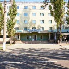 Отель Никотель Николаев пляж