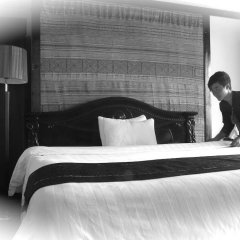 Отель Boutique Sapa Hotel Вьетнам, Шапа - отзывы, цены и фото номеров - забронировать отель Boutique Sapa Hotel онлайн комната для гостей фото 5