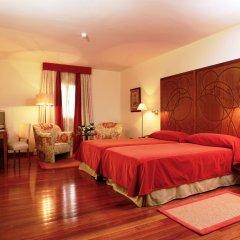 Отель Parador de Limpias комната для гостей фото 4