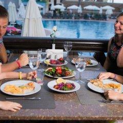 Отель Kamelya K Club - All Inclusive Сиде питание