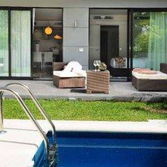 Отель Pure All Suites Riviera Maya Плая-дель-Кармен балкон