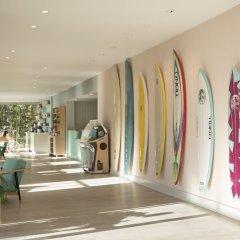 Отель Dream Inn Santa Cruz фитнесс-зал