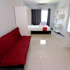 Отель Nida Rooms Hanuman Rom Klao комната для гостей фото 5