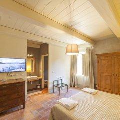 Отель Tenuta La Fratta Синалунга комната для гостей