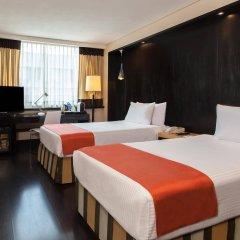 Отель NH Mexico City Centro Histórico комната для гостей